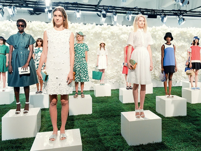 1 - What Inspired the Kate Spade Spring 2015 C…