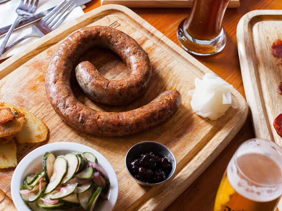 1 - Oktoberfest is Back at Brauhaus Schmitz