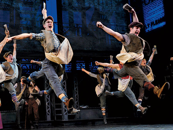 4 - DesignPhiladelphia Is In Town; 'Newsies' H…