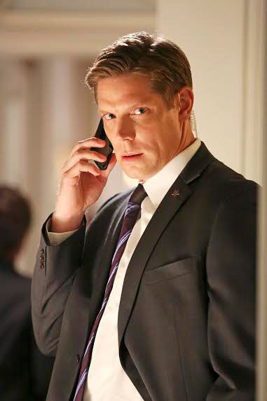 1 - Brian Letscher Talks Roles on 'Scandal' an…