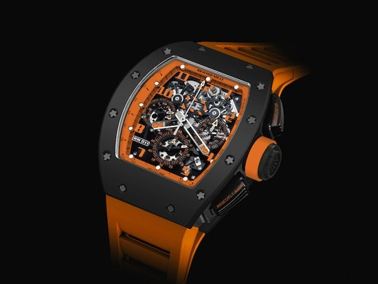 3 - 3 Extraordinary Richard Mille Watches You…