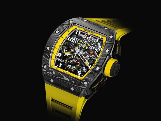 4 - 3 Extraordinary Richard Mille Watches You…