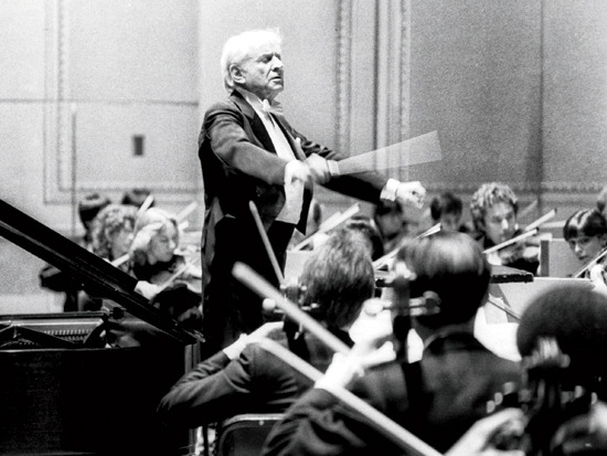 1 - #TBT: Remembering Leonard Bernstein & His…