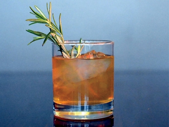 1 - Rosemary Cocktails Are Trending in Philly…
