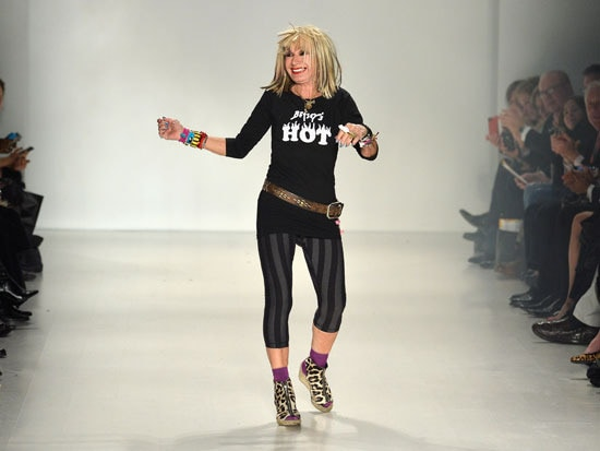 2 - Q&A: Betsey Johnson Talks New Collab & Din…