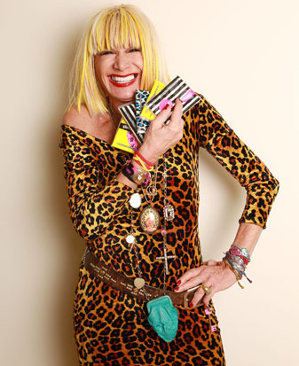 1 - Q&A: Betsey Johnson Talks New Collab & Din…