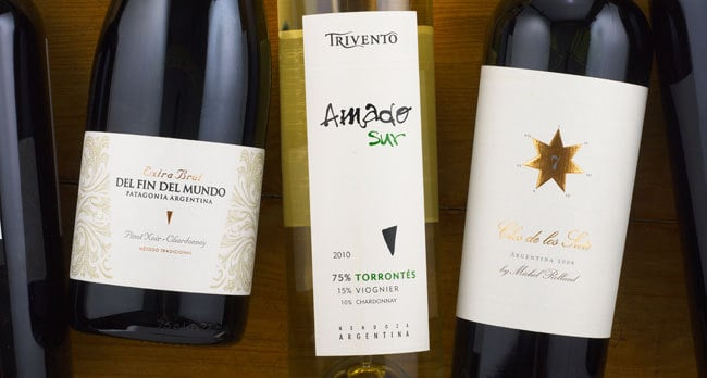 2 - Top Argentinian Wines