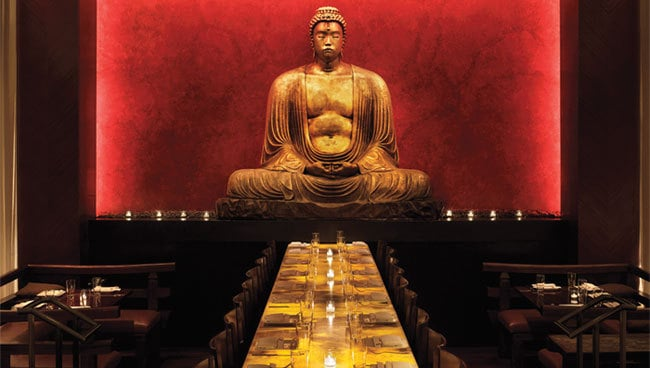 5 - Buddakan: Zen and Now