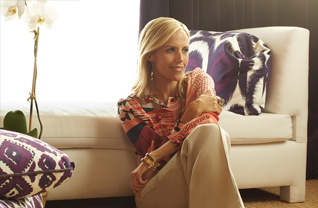 3 - Tory Burch Takes Her Brand to Beauty Counters