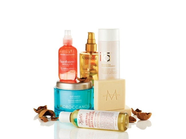 1 - Argan Oil Influences Summer Beauty Routines