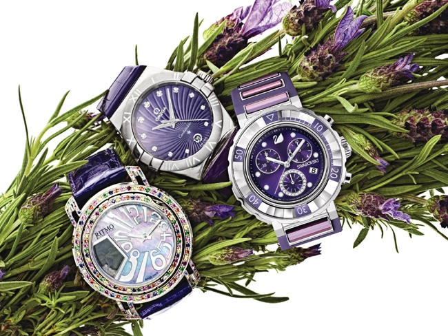 1 - Purple Reign: A Look at Lavender Watches