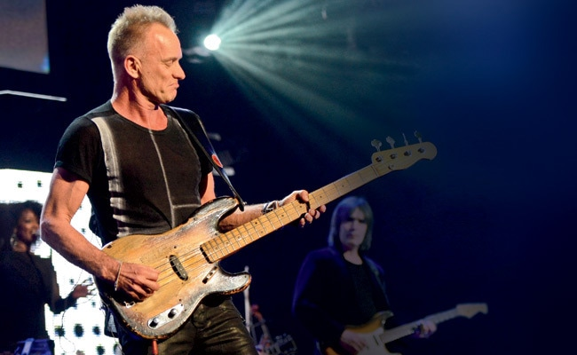 1 - Sting Electrifies the Borgata