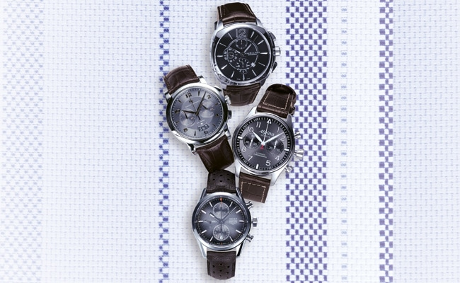 1 - Chronographs Mix Tradition, Innovation