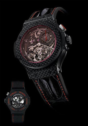 1 - Ferrari and Hublot Make a Big Bang