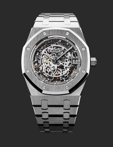 1 - Watches: Audemars Piguet Royal Oak