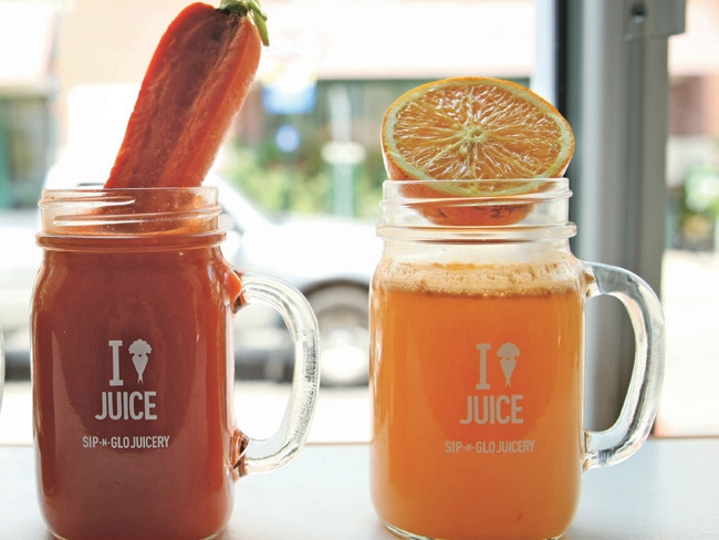 1 - Local Juiceries for a Post-Holiday Detox