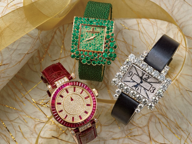 1 - Glittering Watches to Tuck Under the Tree