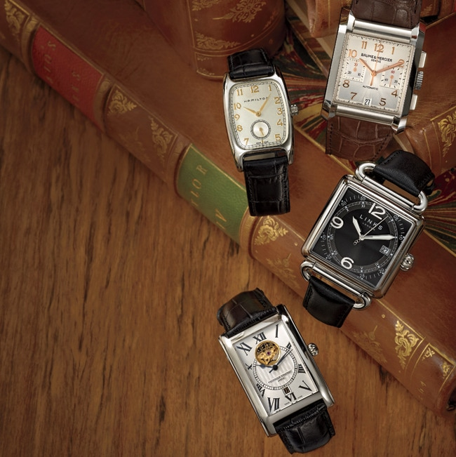 1 - Old is New Again with Antique Timepieces