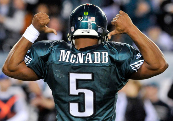 1 - Donovan McNabb to Retire in Style with Cae…