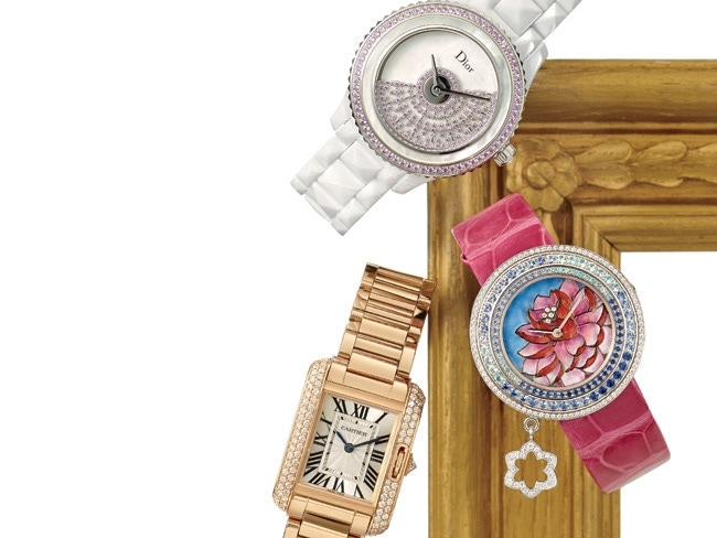 2 - French Watches Enchant Collectors
