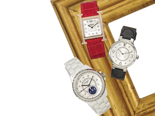 1 - French Watches Enchant Collectors