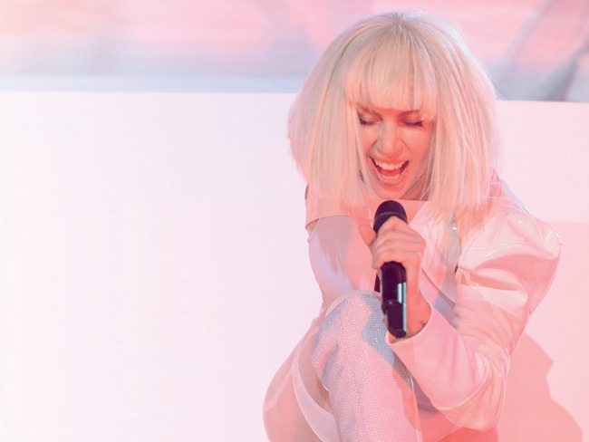 1 - Lady Gaga's ArtRave Tour Hits Atlantic City