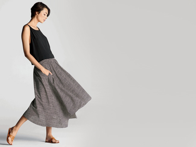 2 - Eileen Fisher Fêtes 30 Years With Eco-Fri…